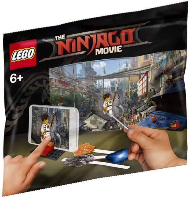 LEGO 5004394 The LEGO Ninjago Movie Movie Maker