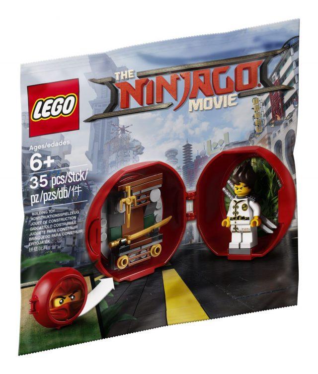LEGO 5004916 Kai's Dojo Pod