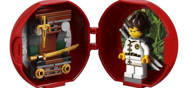 LEGO 5004916 Kai's Dojo Pod The LEGO Ninjago Movie