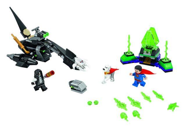 LEGO DC Comics 2018 LEGO 76096 Superman Krypto Team-Up