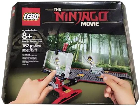 LEGO 853702 The LEGO Ninjago Movie Movie Maker