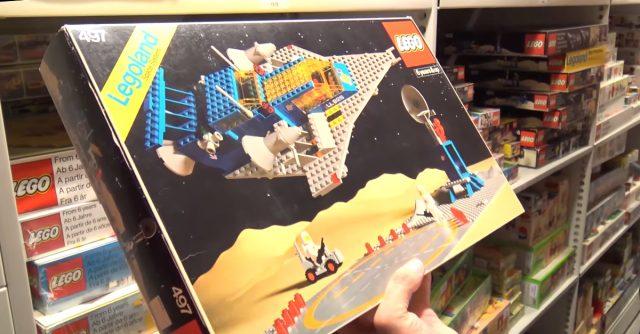 LEGO Billund The Vault