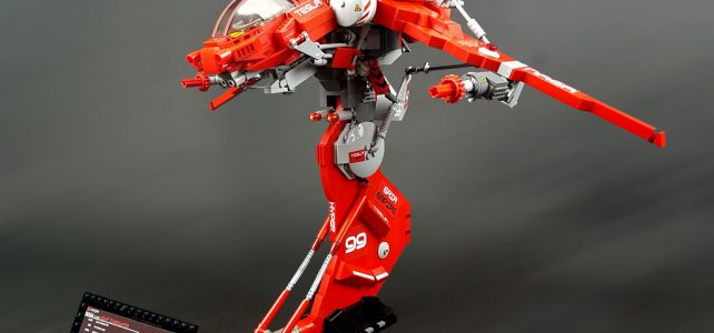 LEGO NAGA class light starfighter