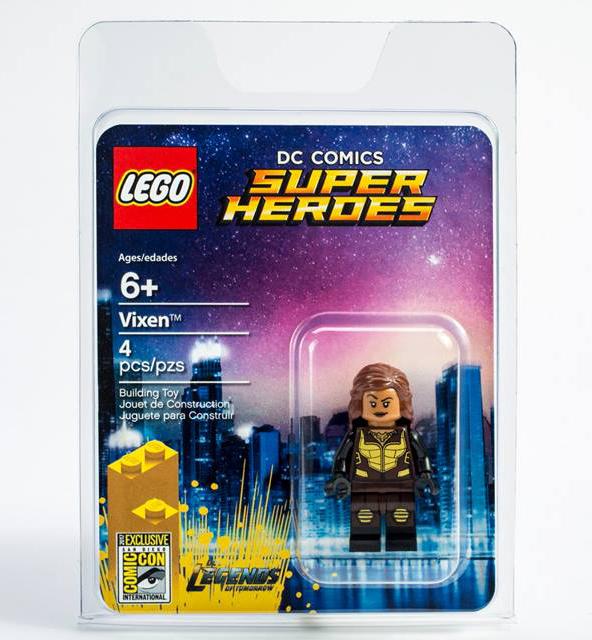 LEGO SDCC 2017 DC Comics Vixen