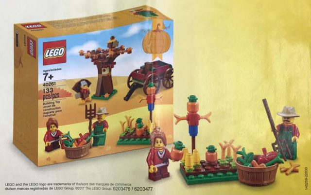 LEGO Seasonal Thanksgiving (40261)