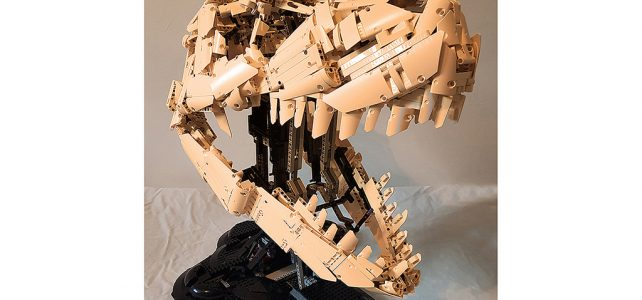 LEGO T-Rex