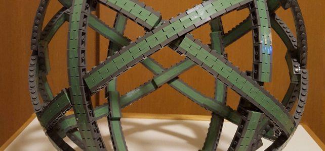 LEGO sphere illegal build