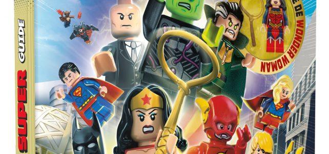 Le Super Guide LEGO DC Comics Super Heroes