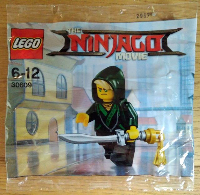 Nouveau polybag The LEGO Ninjago Movie 30609 Lloyd