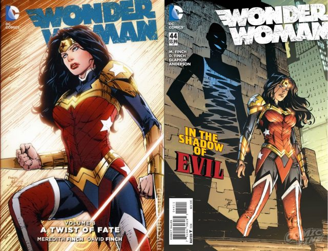 Wonder Woman New 52