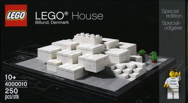 LEGO 4000010 LEGO House