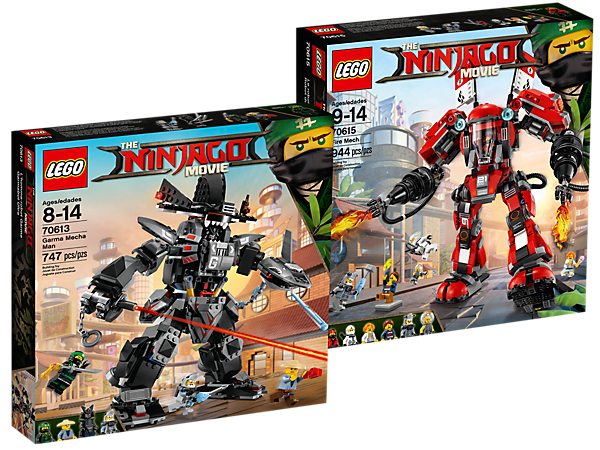 LEGO 5005410 The LEGO Ninjago Movie