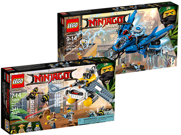 LEGO 5005411 The LEGO Ninjago Movie