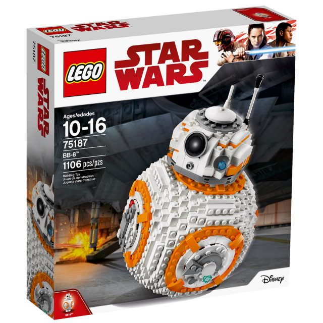 LEGO Star Wars BB-8 The Last Jedi