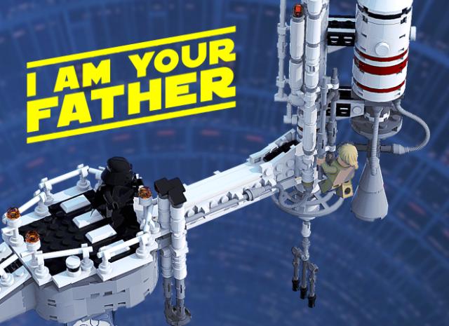 LEGO Ideas I Am Your Father