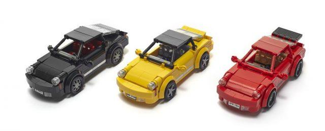 LEGO Porsche 911 Collection