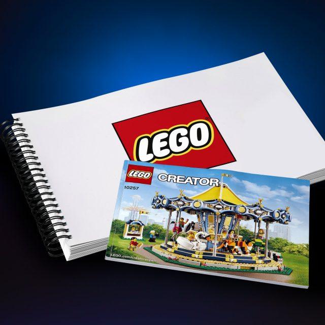 LEGO instructions UCS 75192 Millennium Falcon