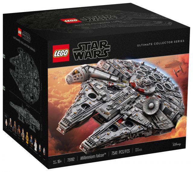 LEGO 75192 Star Wars UCS Millennium Falcon