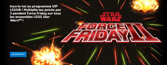 LEGO Star Wars Force Friday II