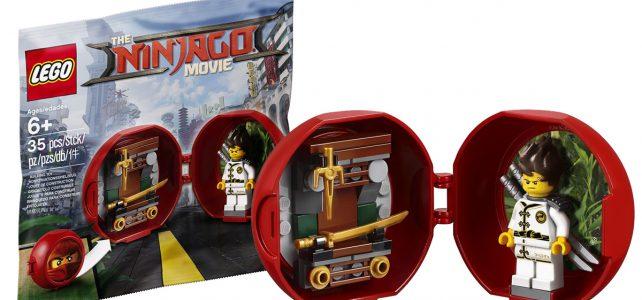 polybag LEGO 5004916 Kai's Dojo Pod