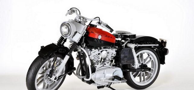The Vintage 1957 Harley Davidson Sportster XL
