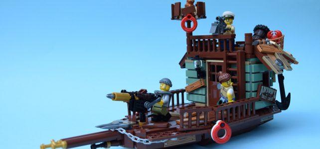 LEGO Ideas 21310 Old Fishing Store B-Model