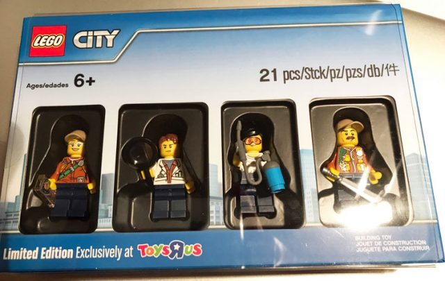 LEGO Jungle Bricktober Toys R Us