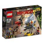 LEGO Ninjago Movie 70629 Piranha Chase box