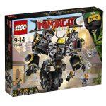 LEGO Ninjago Movie 70632 Cole's Quake Mech box