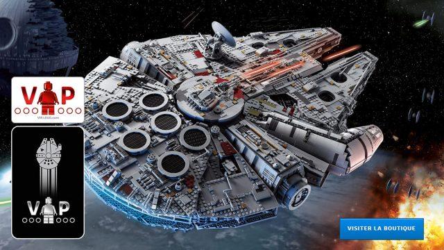 LEGO Star Wars 75192 UCS Millennium Falcon VIP