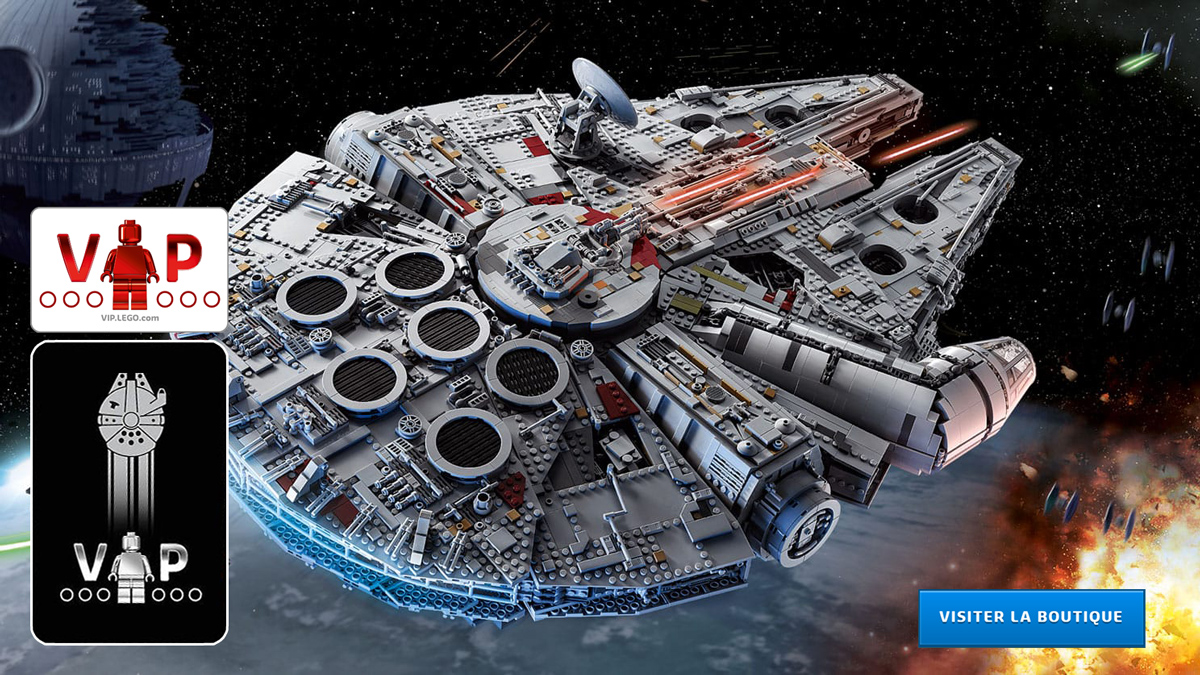 lego 75192 ucs millennium falcon maintenant disponible. Black Bedroom Furniture Sets. Home Design Ideas