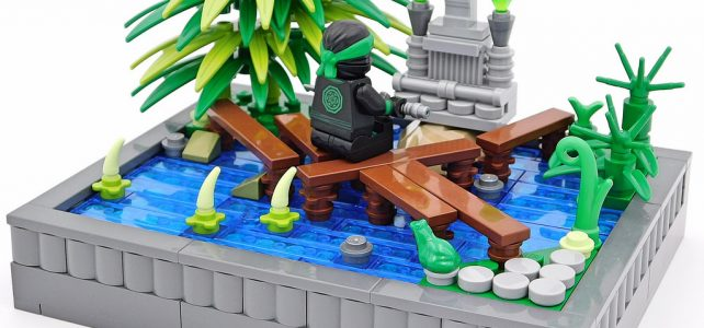 LEGO meditation
