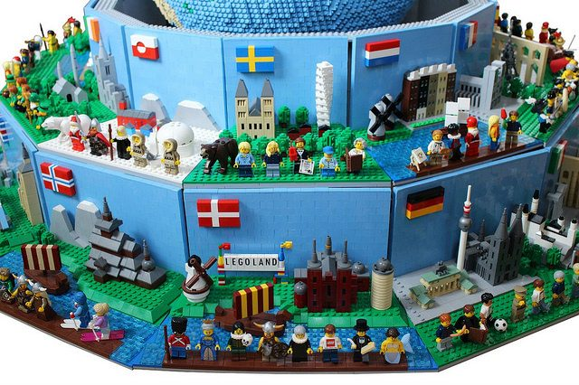 LEGO Around the World