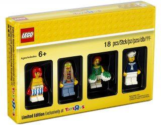 TRU Bricktober Minifigures (5004941)