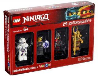 TRU Bricktober Ninjago (5004942)