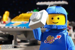 Costume LEGO minifig Benny