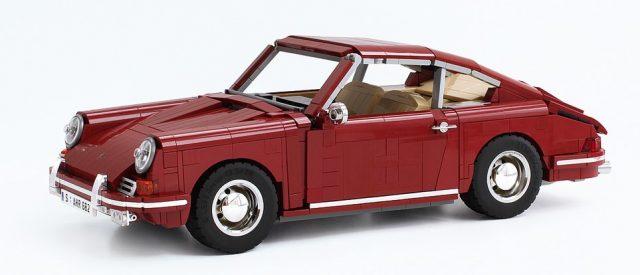 LEGO Porsche 911 Coupé 1964