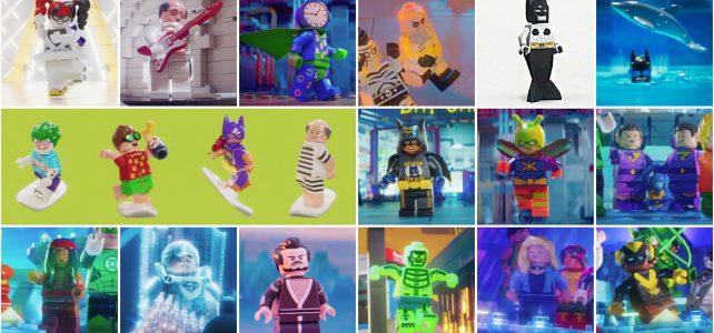 71020 The LEGO Batman Movie Minifigures Series 2