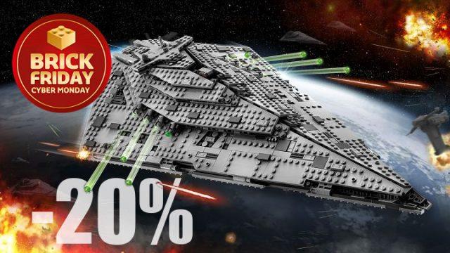 Brick Friday LEGO 75190