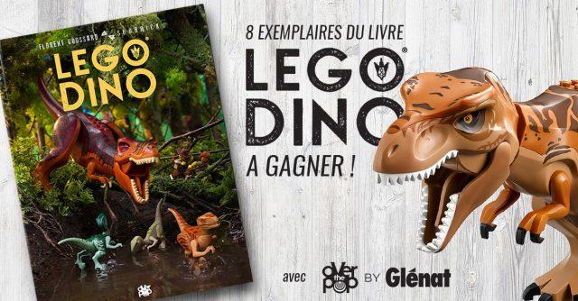 Concours livre LEGO Dino