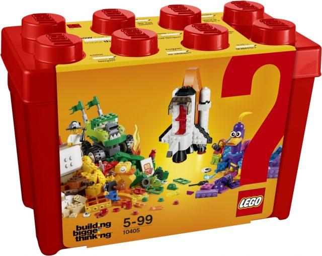 LEGO 10405 - LEGO Building Bigger Thinking