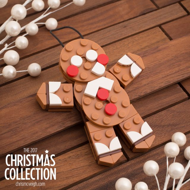 LEGO 2017 Christmas Collection Gingerbread Man