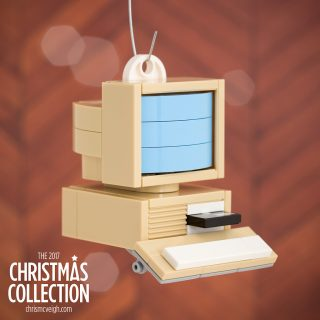 LEGO 2017 Christmas Collection Mac