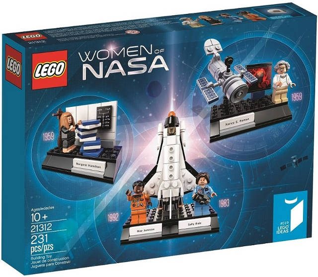 LEGO 21312 nouveautés LEGO novembre