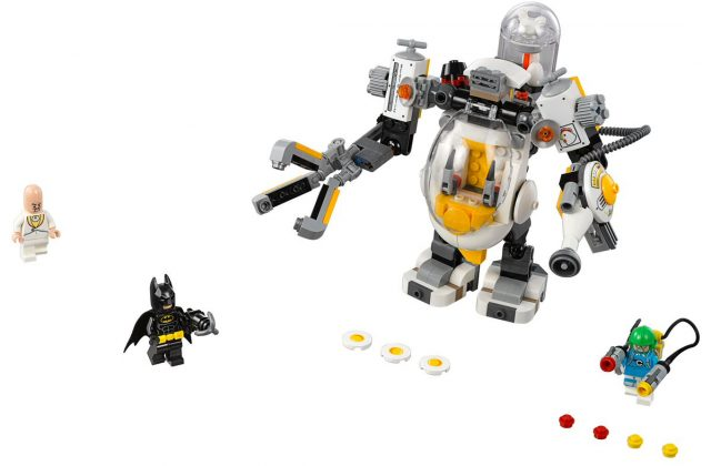 LEGO 70920 The Egghead Mach Food Fight