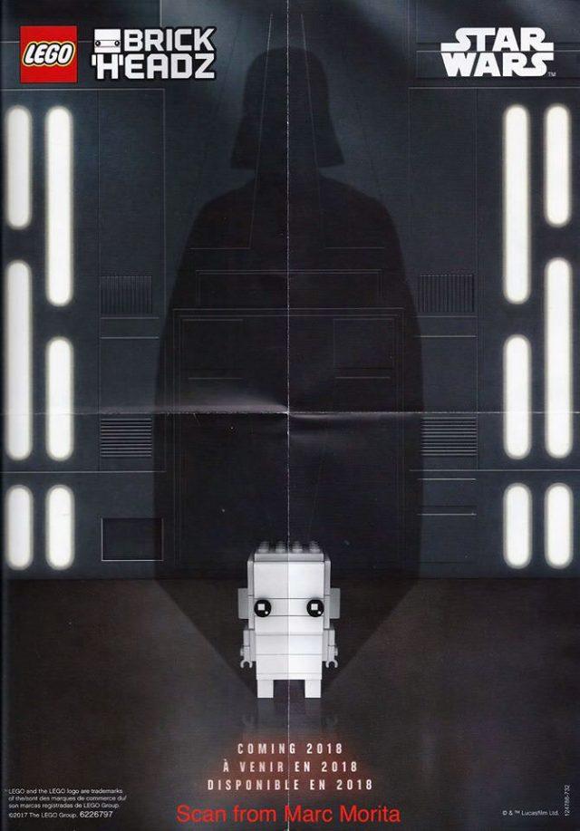 LEGO BrickHeadz Star Wars Darth Vader