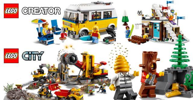 LEGO City Creator 2018