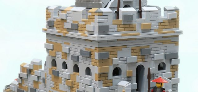 LEGO Grande Muraille de Chine