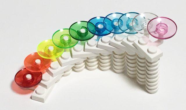 Dégradé LEGO