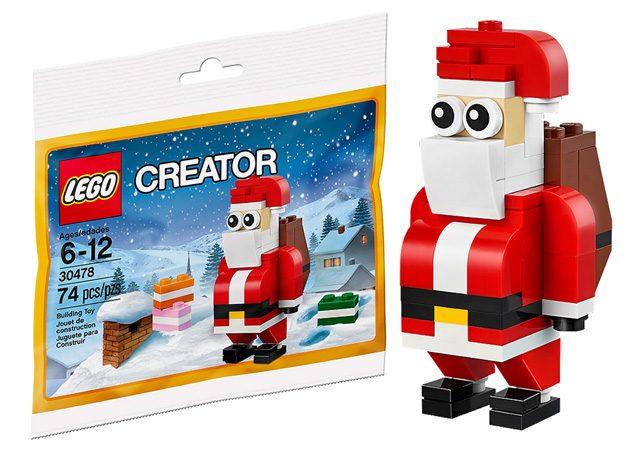 LEGO 30478 Santa